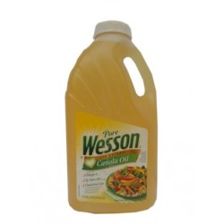 Wesson Canola Oil 4.75L
