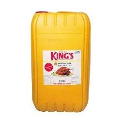 King Vegetable Oil (25 Litres)